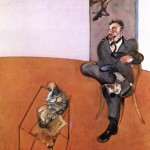 1968 Francis Bacon - Two figures lying on a bed with attendants - c