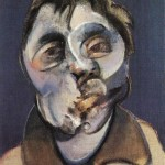 1969 Francis Bacon - Self-portrait - 1