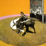 1969 Francis Bacon - Study for bullfight no -1