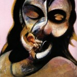 1969 Francis Bacon - Study of henrietta moraes laughing