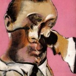 1969 Francis Bacon - Three Studies for Portraits Including Self-Portrait