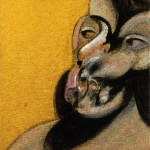 1969 Francis Bacon - Three studies of henrietta moraes - c