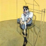 1969 Francis Bacon - Three studies of lucian freud - c
