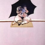 1970 Francis Bacon - Studies of the human body - triptych - centre