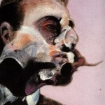 1970 Francis Bacon - Study for George Dyer