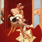 1971 Francis Bacon - Study of George Dyer (2)