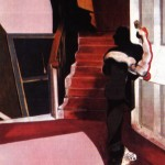 1971 Francis Bacon - Triptych - center