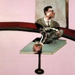 1971 Francis Bacon - Triptych - right