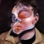 1972 Francis Bacon - Self Portrait with Injured Eye