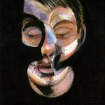 1972 Francis Bacon - Self-portrait - 1
