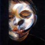 1972 Francis Bacon - Self-portrait