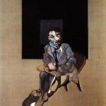 1972 Francis Bacon - Self-portrait - 3