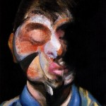 1972 Francis Bacon - Three studies for self-portrait - b