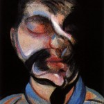 1972 Francis Bacon - Three studies for self-portrait right