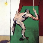1973-74 Francis Bacon - Man Turning on the Light