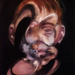 1973 Francis Bacon - Self-portrait I