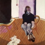 1973 Francis Bacon - Self-portrait II