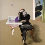1973 Francis Bacon - Self-portrait III