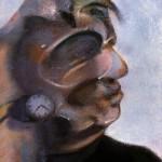 1973 Francis Bacon - Study for self-portrait - d