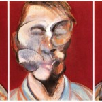 1973 Francis Bacon - Three Studies for Self-Portrait