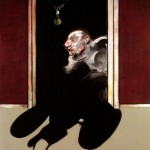 1973 Francis Bacon - Triptych, center