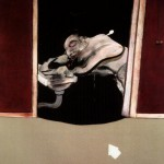 1973 Francis Bacon - Triptych, right
