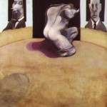 1974-77 Francis Bacon - Triptych, center