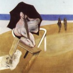 1974-77 Francis Bacon - Triptych, left