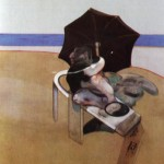1974-77 Francis Bacon - Triptych, right