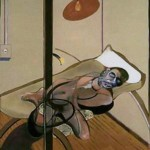 1974 Francis Bacon - Sleeping figure