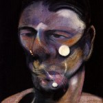 1975 Francis Bacon - Three studies for a portrait of peter board - right
