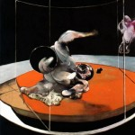1976 Francis Bacon - Figures in movement