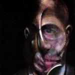 1976 Francis Bacon - Portrait of Michel Leris