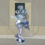 1976 Francis Bacon - Self portrait