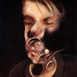 1977 Francis Bacon - Two studies for self-portrait - b