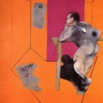 1978 Francis Bacon - Oedipus and the Sphinx