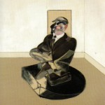 1979 Francis Bacon - Seated Figure