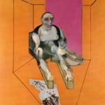 1979 Francis Bacon - Sphinx - Portrait of Muriel Belcher