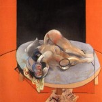 1979 Francis Bacon - Triptych, center