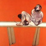 1979 Francis Bacon - Triptych, right