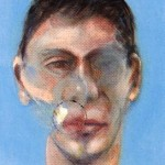 1980 Francis Bacon - 3 Studies for a Portrait of John Edwards