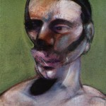 1980 Francis Bacon - 3 Studies for a Portrait of Peter Beard, Right