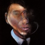 1980 Francis Bacon - Study for Self-Portrait