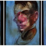 1980 Francis Bacon - Three Studies for a Self-Portrait