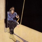 1981 Francis Bacon - Study for Self-Portrait
