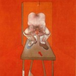 1982 Francis Bacon - Diptych