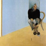 1982 Francis Bacon - Study for Self-Portrait