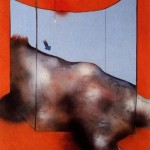 1983 Francis Bacon - Sand Dune