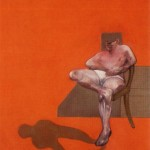 1983 Francis Bacon - Triptych, right