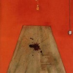 1986 Francis Bacon - Floor blood